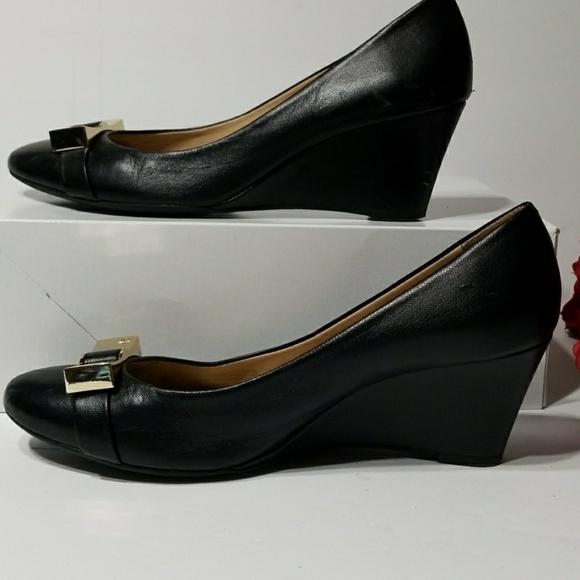 ANTONIO MELANI Shoes - Antonio Melani low black shoe